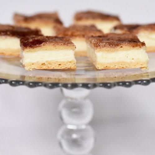 Texas Cheesecake Squares