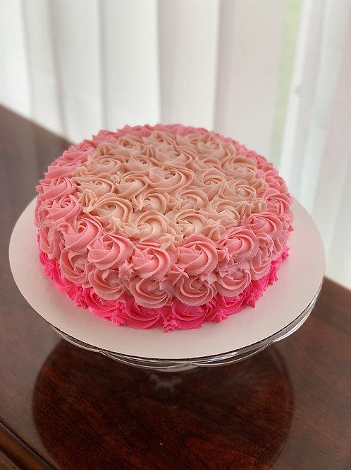 Standard Round Layer Cake