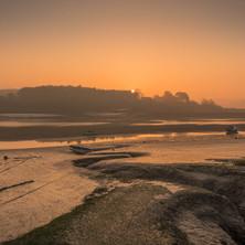 Dawn on the Torridge