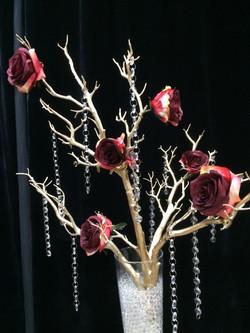 mansanita tree(with decoration)