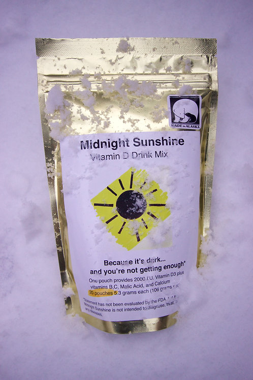 Half Case of Midnight Sunshine 6 packs of 20