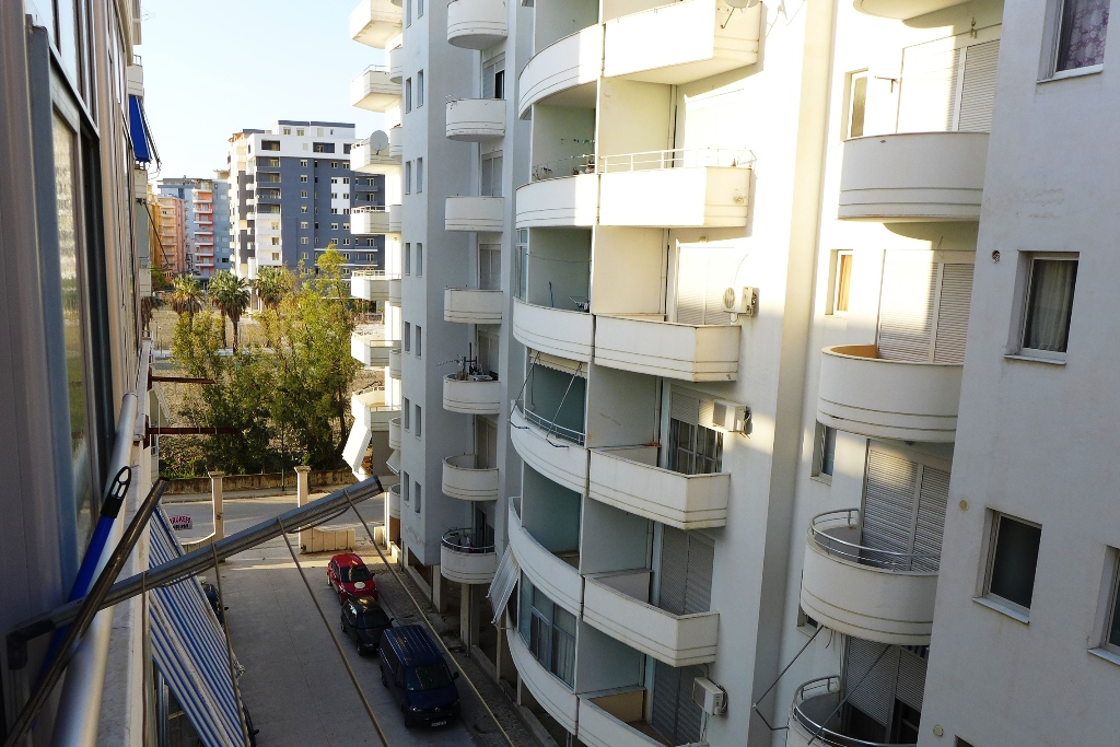 Вид из квартиры