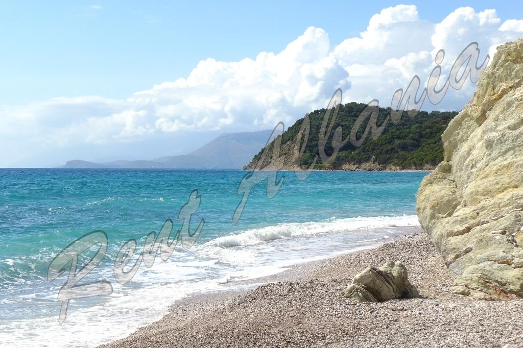 Пляж Lukovë