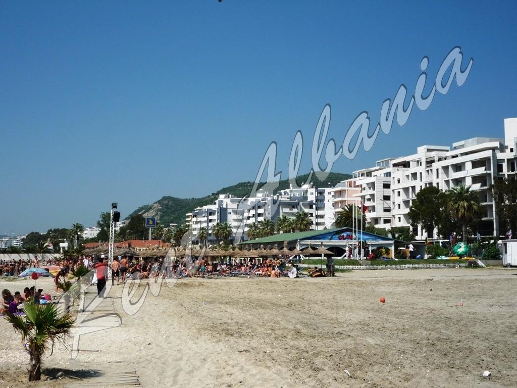 Городской пляж до реконструкции