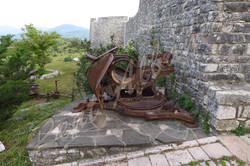 Крепость Lekursi (Лекурси)
