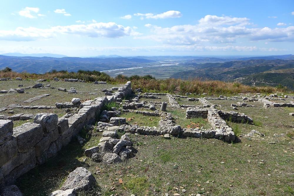 """Дом """"римского"""" периода (археологический парк Bylis)"""