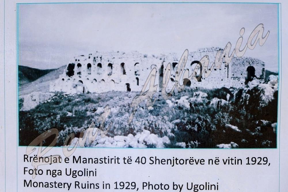 """Монастырь """"Сорок святых"""" (Саранда, Албания)"""