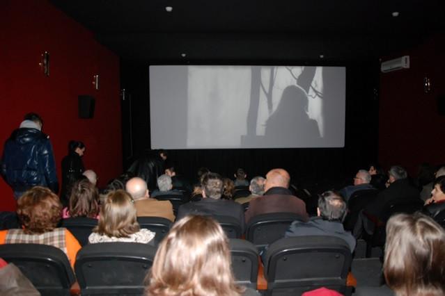 Кинозал Центрального киноархива Албании