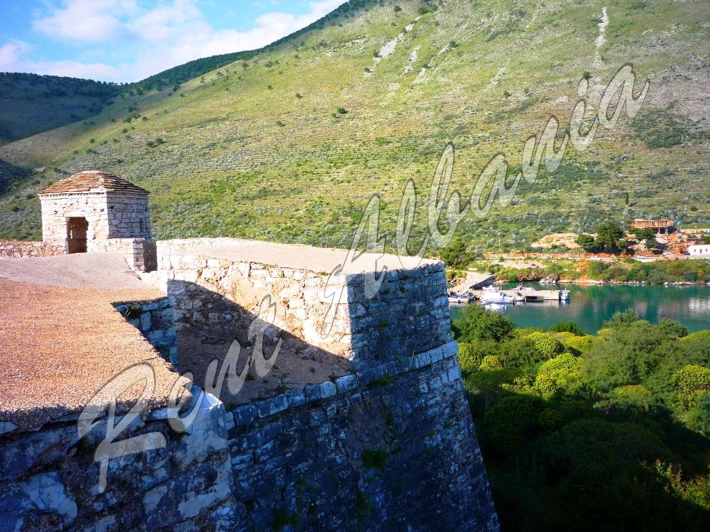 Крепость Али-паши Тепелены