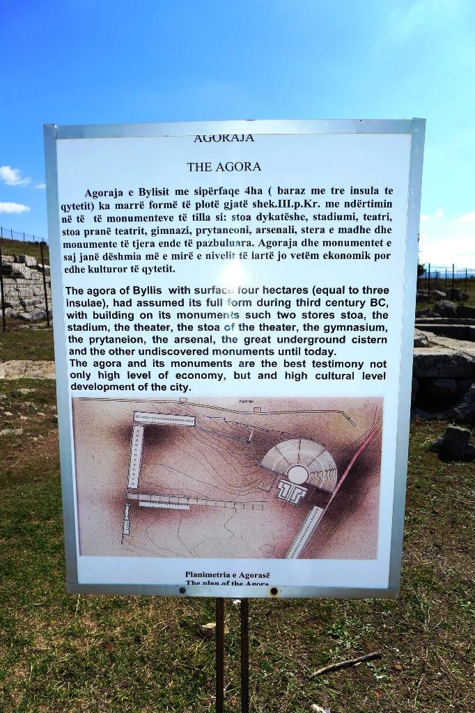 Агора (археологический пак Bylis)