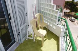 Балкон № 1