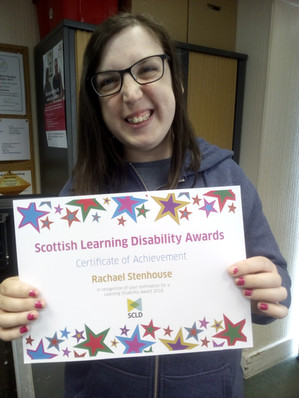 Rachael SLD Award.jpg