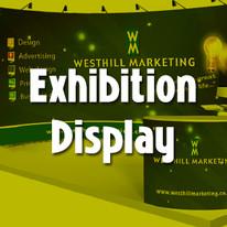 Exhibition display Aberdeen, Aberdeenshire