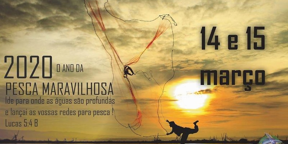 """Pesca Maravilhosa"" - Conferência"