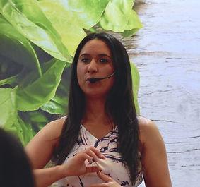 Desiree Taylor Certified Holistic Health + Wellness Speaker, Presenter, Nutritional Expert