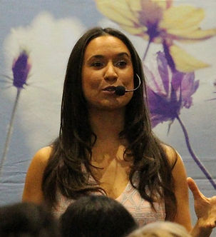 Desiree Taylor Certified Holistic Health + Wellness Speaker, Presenter, Nutritional Expert