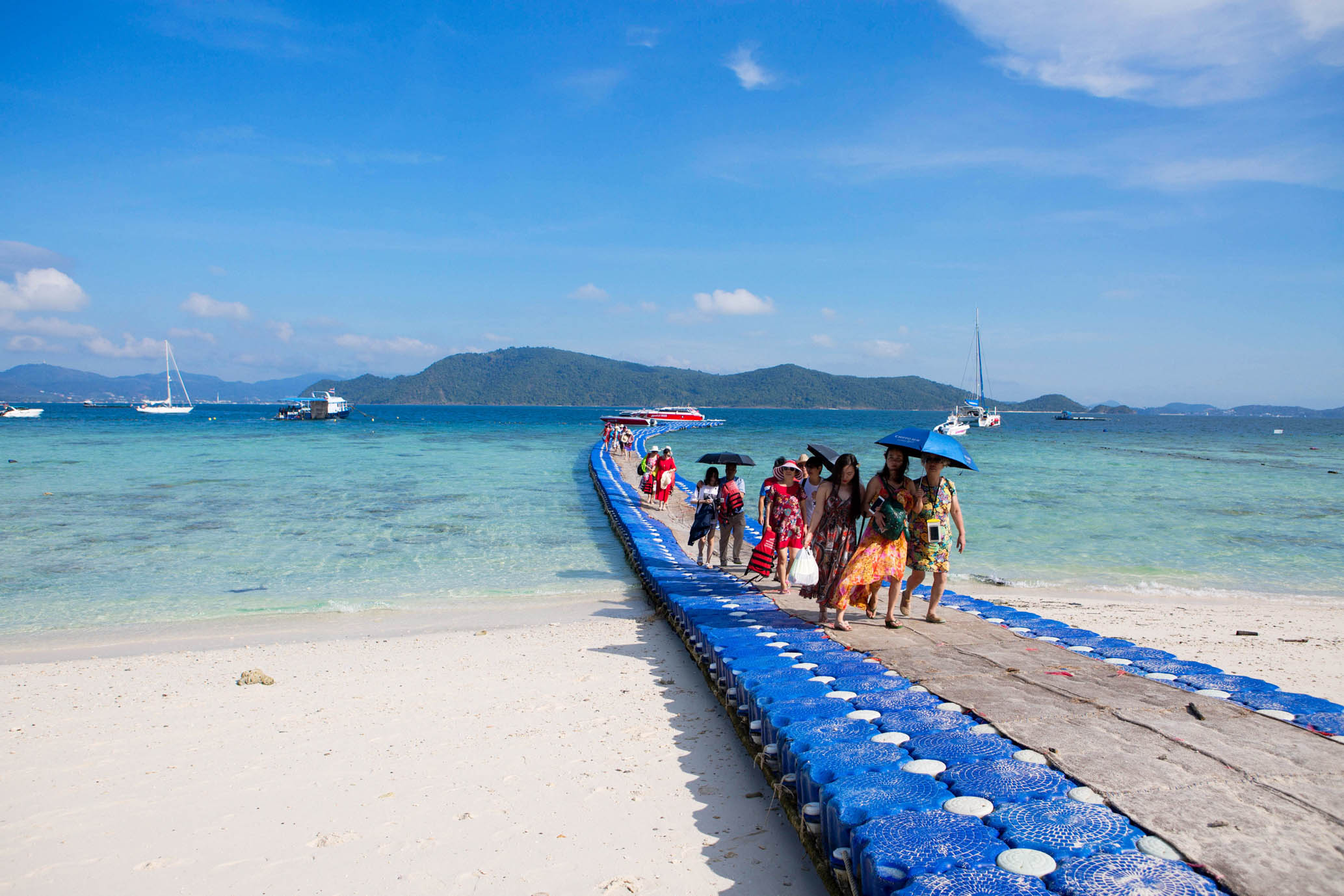 Коралловый остров (Ко Хе)