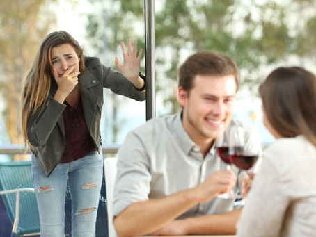 Is My Spouse Cheating on Me?