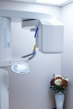 Oakfield Dental - Panoramic x-ray