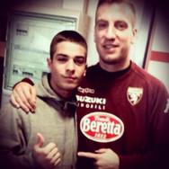 Francesco Serafino & Maxi Lopez