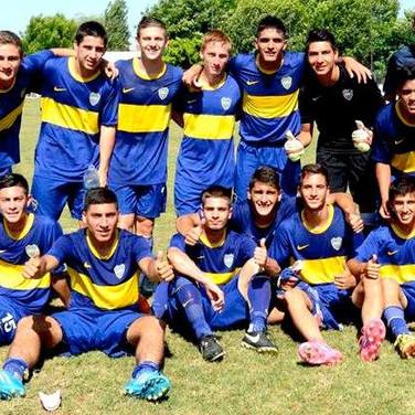 Francesco Serafino - Boca Juniors