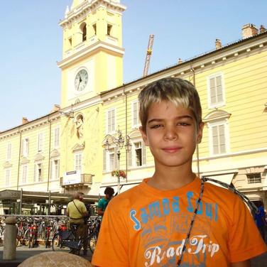 Francesco Serafino - Parma (Italy)