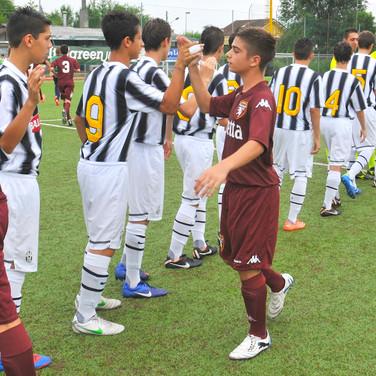 Francesco Serafino - Torino FC/Juventus