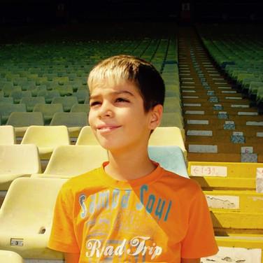 Francesco Serafino -  Tardini Stadium, Parma