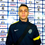 Francesco Serafino - Boca Juniors