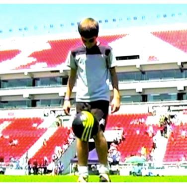 Francesco Serafino - Stadium Libertadores de américa