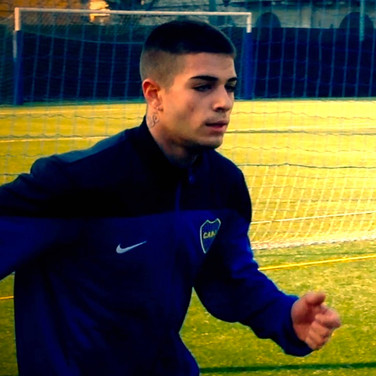 Francesco Serafino - Training