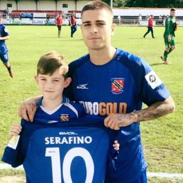 Cowny vs Bangor City - Francesco Serafin