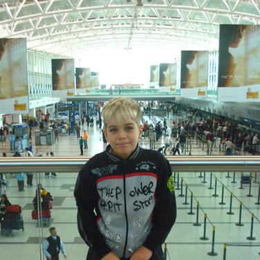 Francesco Serafino - International Airport Ezeiza