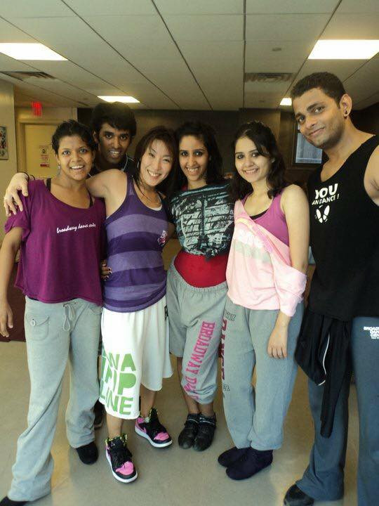 At Broadway Dance Center