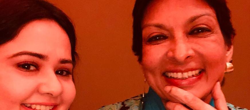 -with Mallika Sarabhai
