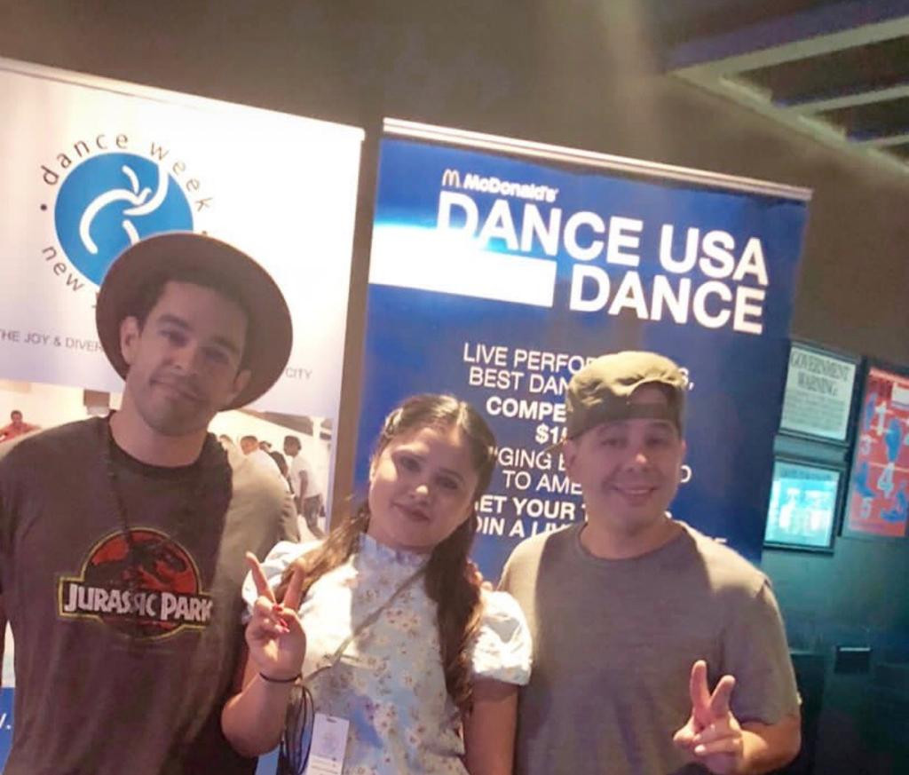 Pooja Uberoi at Dance USA Dance 2018.jpe
