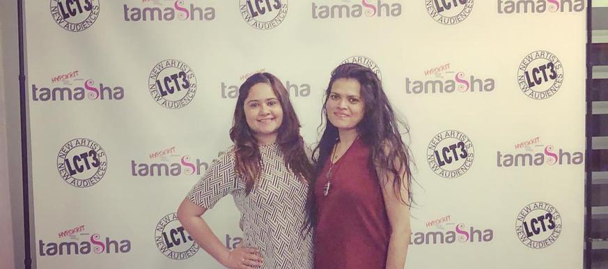 Pooja at Tamasha Launch