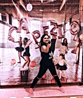Pooja Uberoi Bollywood Dance Class