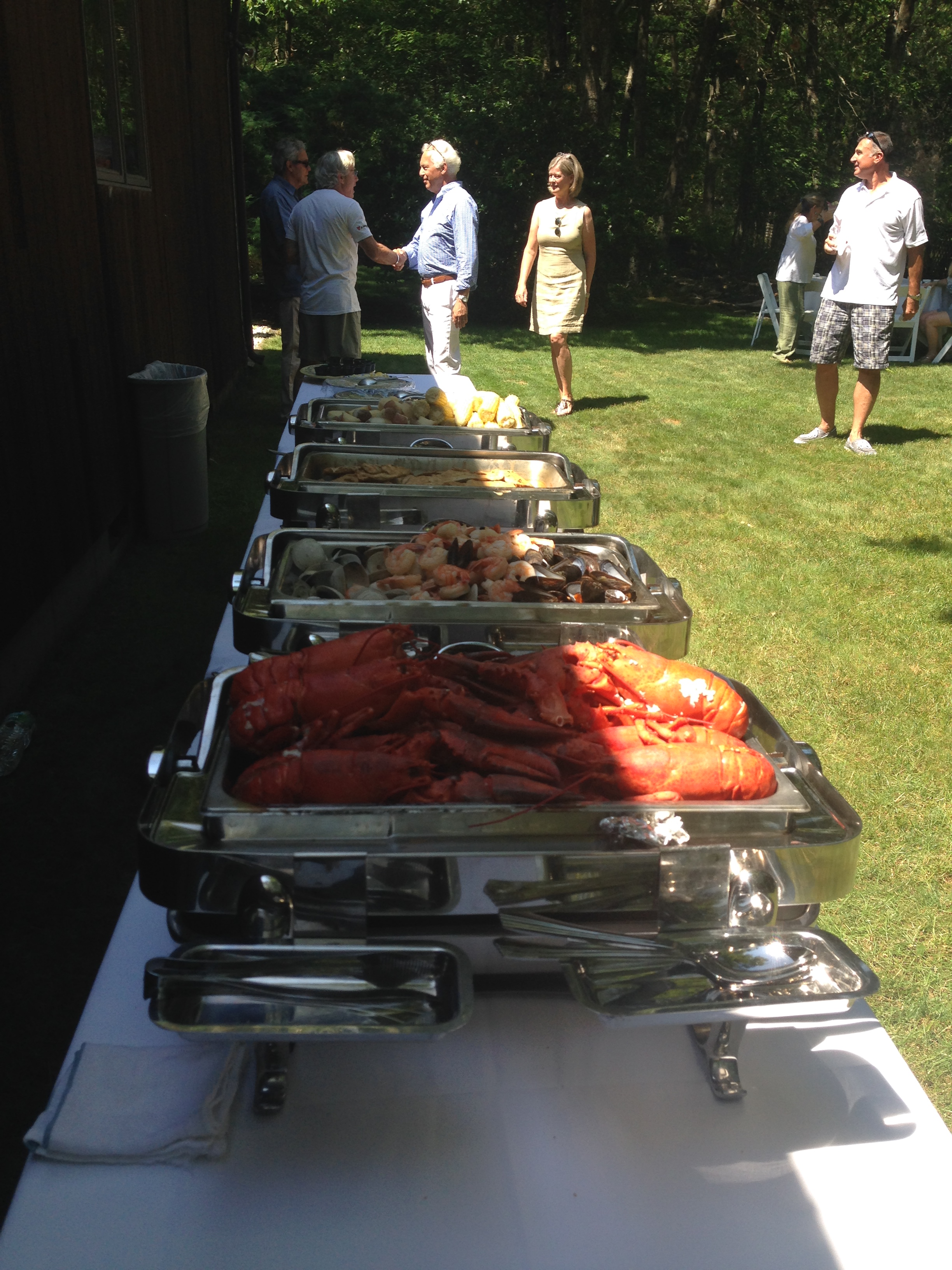 East End Lobster Bake BBQ Catering,