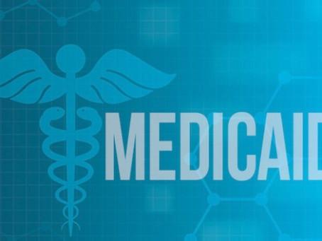 2021 MEDICAID RATES