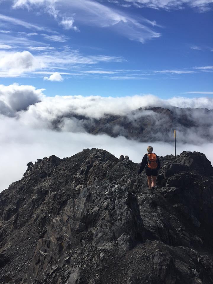 Avalanche Peak, Arthurs Pass