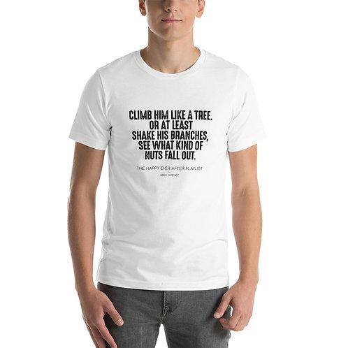 HEAP Short-Sleeve Unisex T-Shirt (Nuts)
