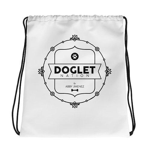 TFZ Drawstring Bag (Doglet Nation)
