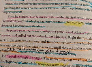 How to save your writing with a pack of highlighters