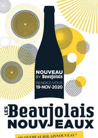 Le Beaujolais sera là Jeudi 19. Ne l'oublions pas tout en respectant les gestes barrières.