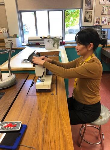 Lisa Chang (Teacher)