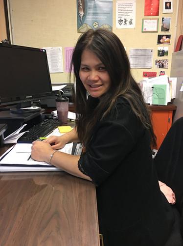 Barbara Ng (Grade 11 Counsellor)