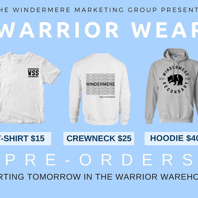 Warrior Sales