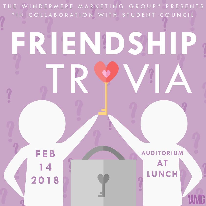 Friendship Trivia