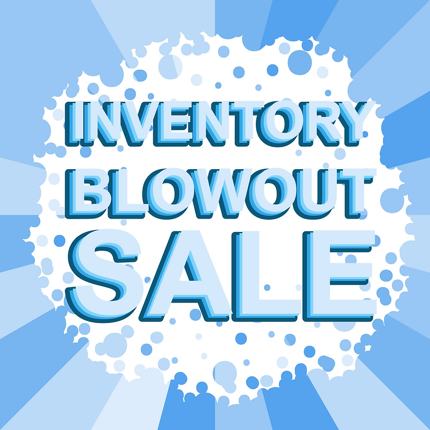 Warrior Warehouse Blowout Sale
